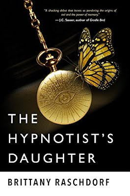 The Hypnotists Daughter cover