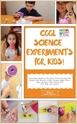 Wall-to-Wall Books: Cool Science Experiments for Kids