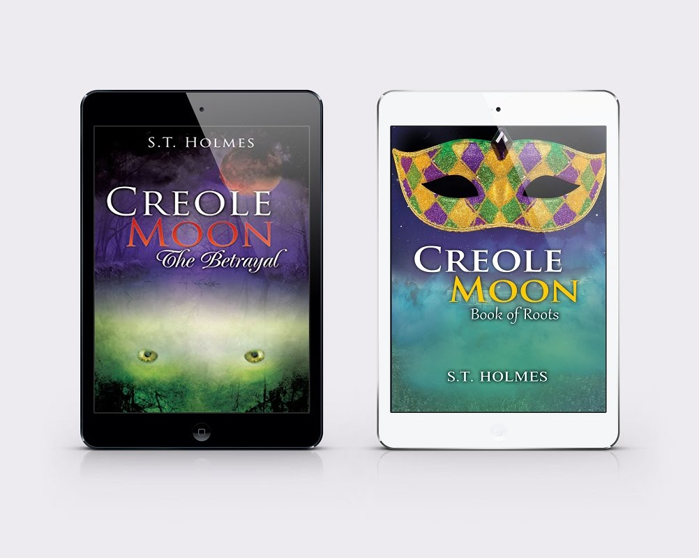 Creole moon small