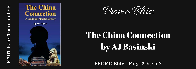#Blitz - The China Connection by AJ Basinski