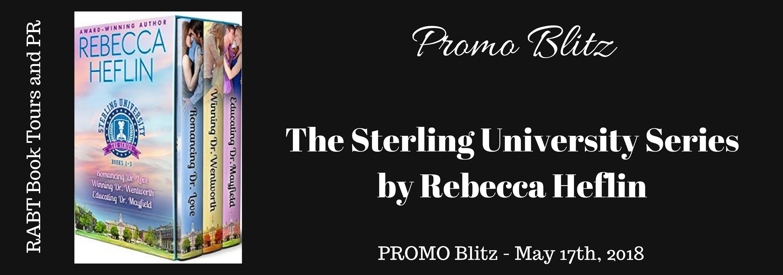 #Blitz - Sterling University Series by Rebecca Heflin