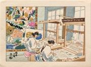 Kawashima Textile Mills, Handwoven Tapestry