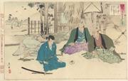 Kanadehon Chūshingura, Act VI