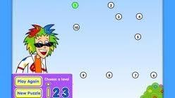 http://tvokids.com/school-age/games/bruce-mcbruce-doodle-dots