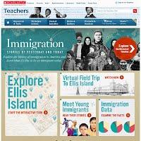 http://teacher.scholastic.com/activities/immigration/