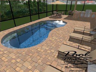 Simple Pool Designs gallery 3 - Poolmasters Of Southwest Florida, Inc.