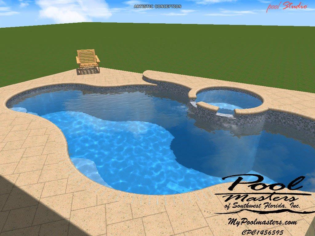 Simple Pool Designs Gallery 3