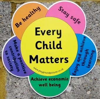 The five outcomes of every child matters