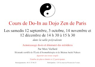 Programme Do-In, automne 2015