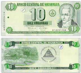 One Usa Dollar Is Equal To 21 26000 Nicaraguan Cordoba Oros Nicaragua Oro The Equivalent 0 04704 Us Dollars Put Into Proportion
