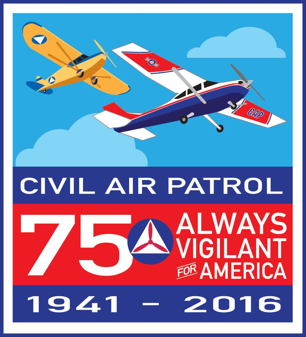 Civil Air Patrol 75th Logo
