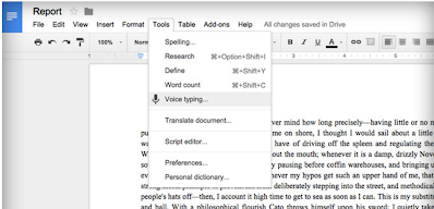 http://www.extremetech.com/mobile/213506-google-docs-voice-typing-lets-you-speak-instead-of-type