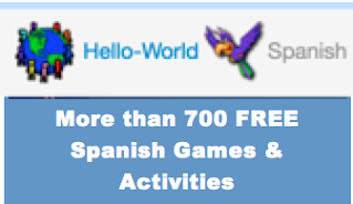 http://www.hello-world.com/languages.php/?language=Spanish/