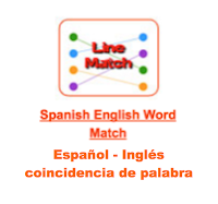 http://www.learninggamesforkids.com/vocabulary-games/foreign-languages/spanish-english-word-match.html