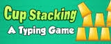 http://www.abcya.com/cup_stack_typing_game.htm
