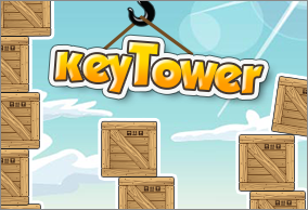 http://www.typinggames.zone/keytower