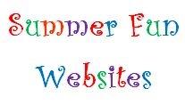 Summer Fun Websites
