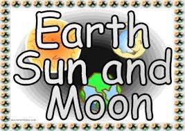 Earth, Sun & Moon