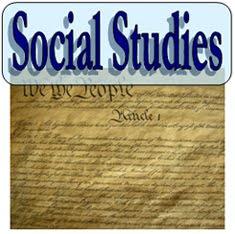 3rd- Social Studies 2nd Nine Weeks