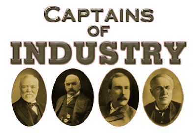 the captains of industry during american Dbqthe period of the late 1800s and early 1900s was a period during one of the biggest leaps in the industrial movement of america the industrial revolution's leaders, including andrew carnegie, john d rockefeller, and more, provided the nation with.