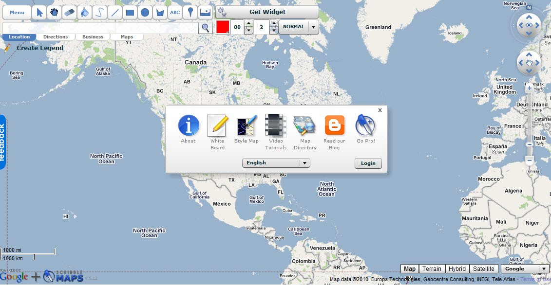Scribblemaps - Tools for Teaching the Facebook Generation on ufo on bing maps, print maps, romania hungary germany maps, vintage maps, abstract maps, freeform maps, cut maps, words associated with maps, bubble maps,