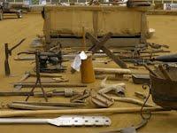antique implements