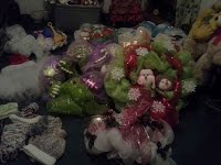 wreaths and crafts