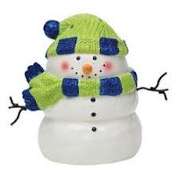 snowman warmer