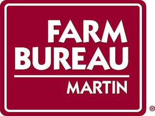 Martin County Farm Bureau logo