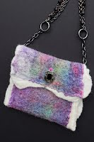 wool purse picture