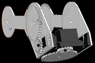 Arm 3D view