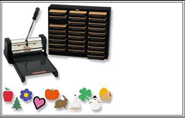 Ellison Letter Machine   Mid Dakota Education Cooperative