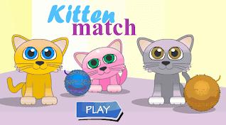 http://www.arcademicskillbuilders.com/games/kitten-match/kitten-match.html