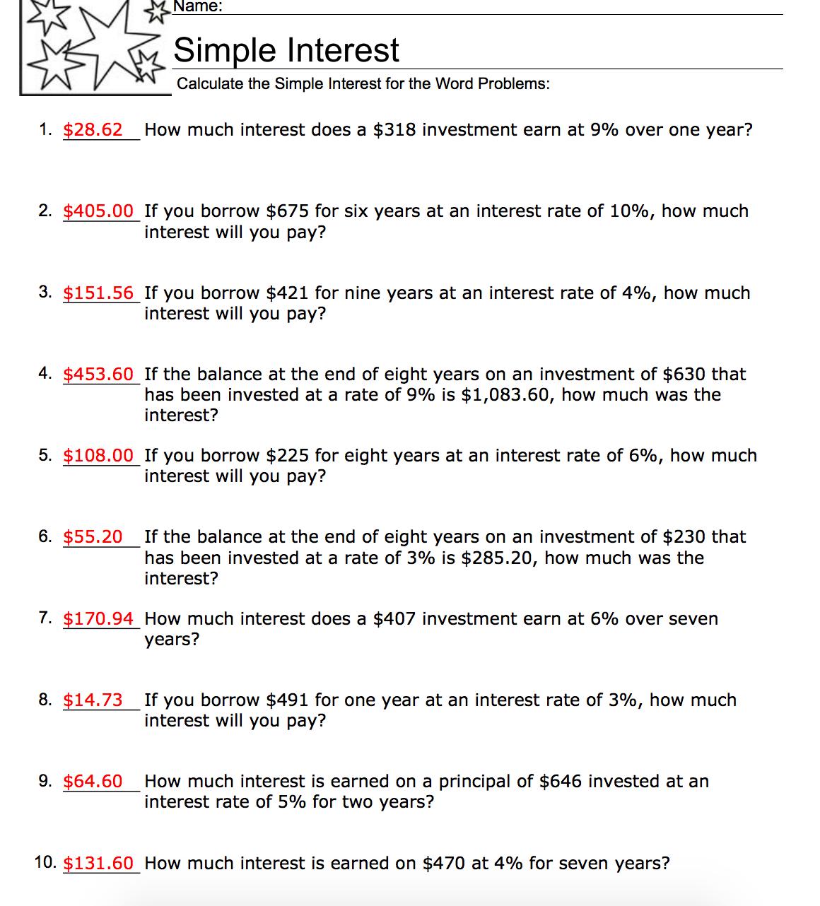 Uncategorized Sharon Wells Math Worksheets sharon wells math worksheets area of sector worksheet simple interest worksheets