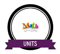 6th Grade Units
