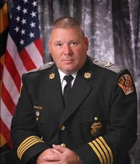 Chief of Police, David G. Rice