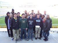2012 Accounting Class @ Lambeau Field