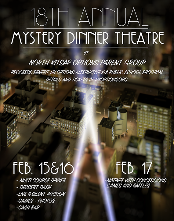2019 NK Options Mystery Dinner Theater