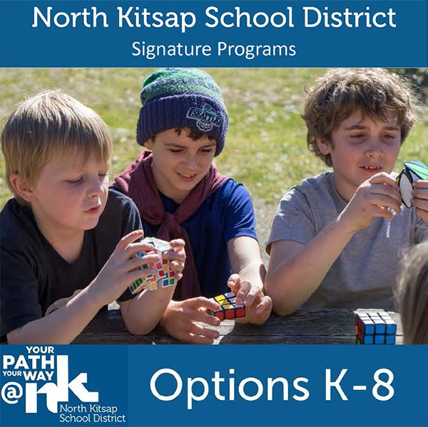 Options K-8 Enrollment open for 2019/2020