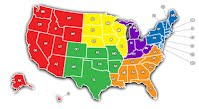 http://www.sporcle.com/games/jdfulp/us-states-on-a-map