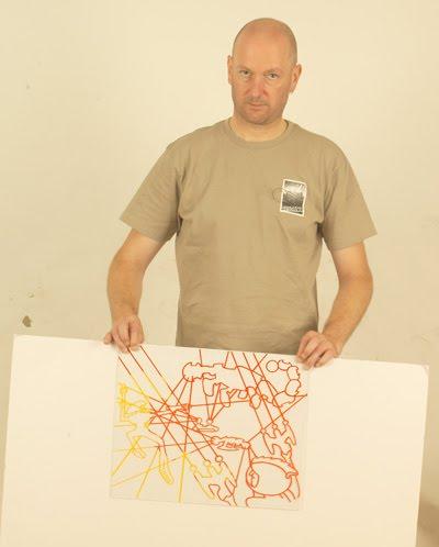 Beim Krische im Studio 2007