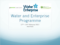 Water and Enterprise Photo Diary