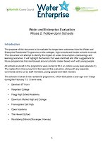 Water Evaluation Phase 2
