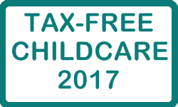 Tax-Free Childcare © Claire's Childrens Nurseries 2017
