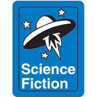 Science Fiction Books on Display - FMS LMC * Fieldstone Middle ...