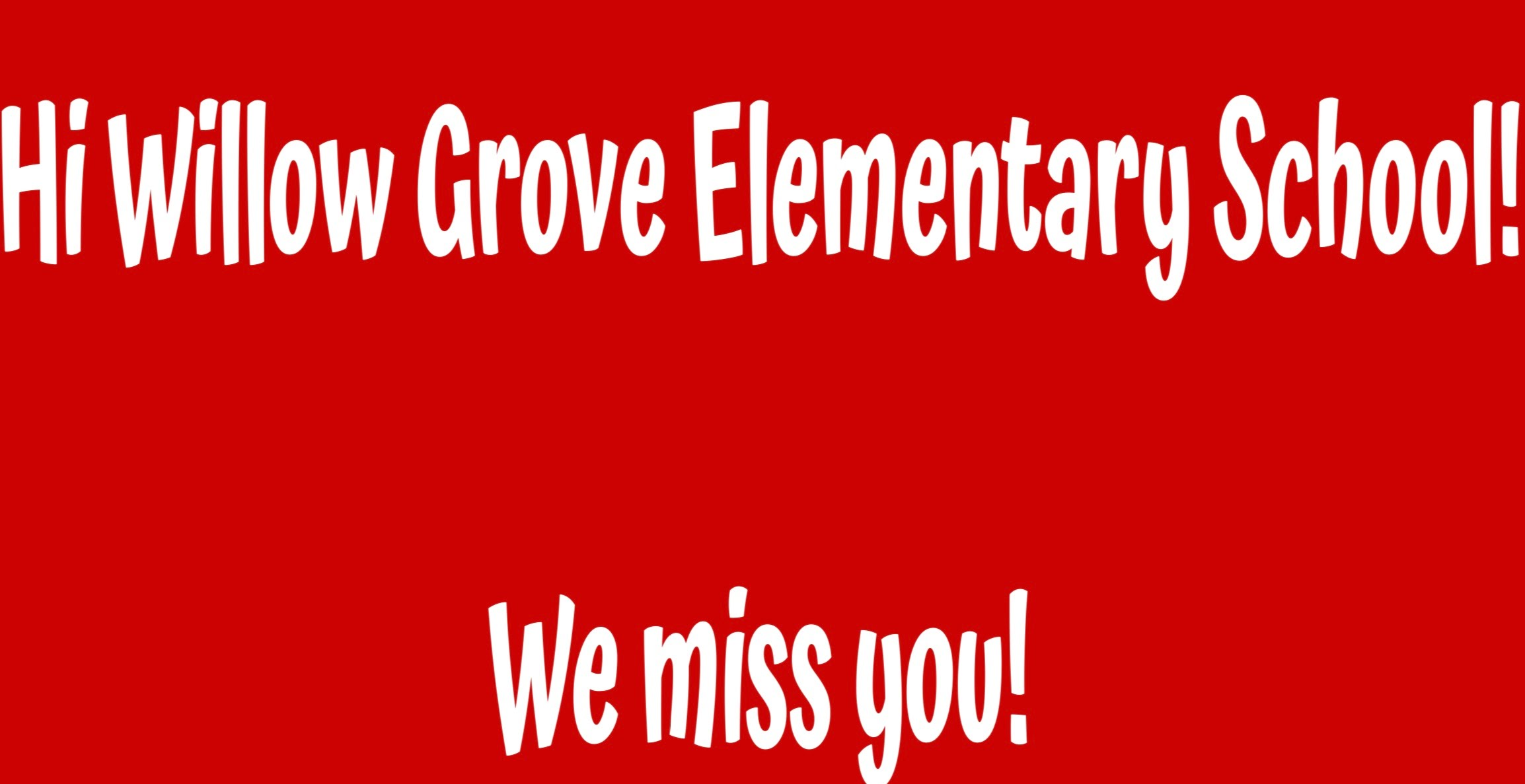 Hi Willow Grove Elementary School