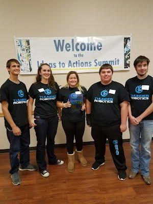 Robotics at NMRC tournament
