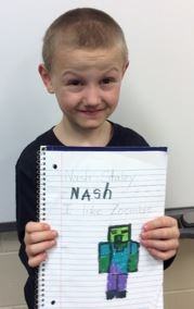 December - January Elementary Artist