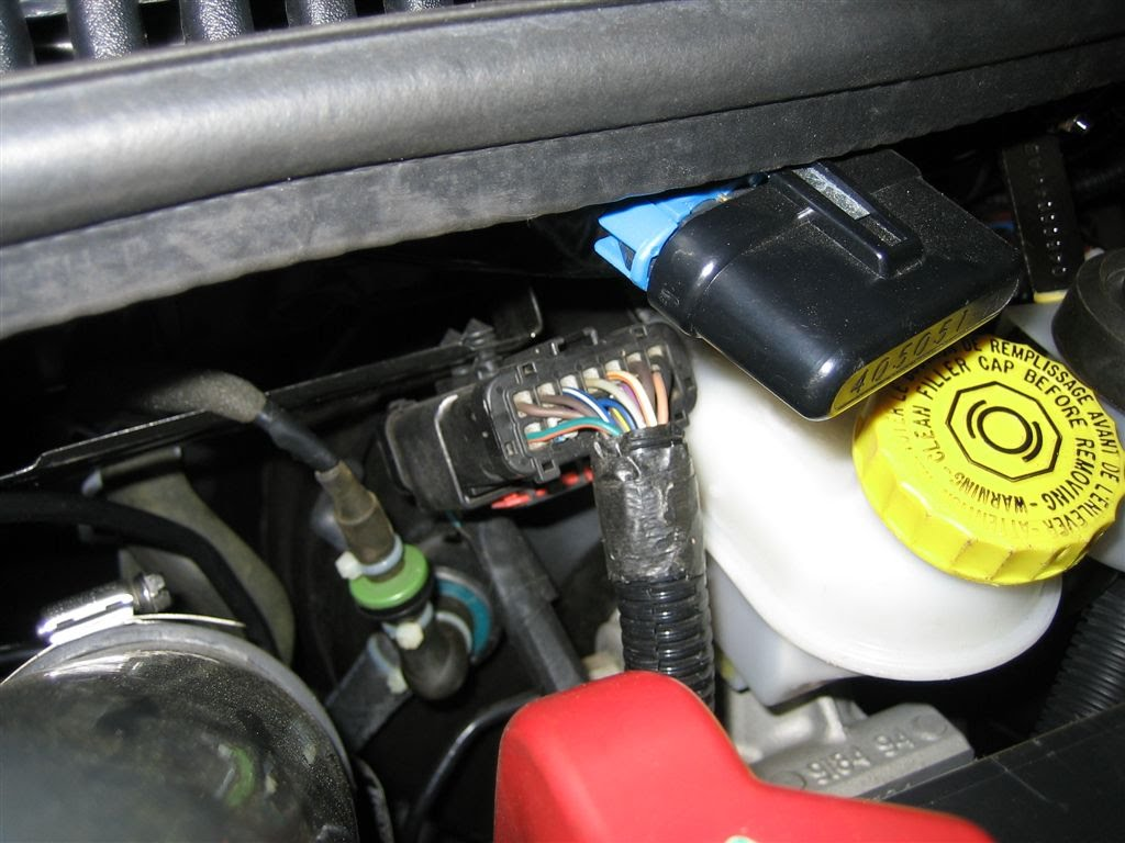 Wotbox2 Stepfeature2 Www2 Wire Harness Firewall Grommet It Is Near The Brake Master Cylinder On