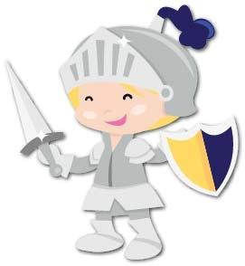 Little Knights Logo